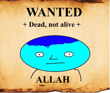 Allah muss sterben. Ein Text von Carlos P. Reinelt